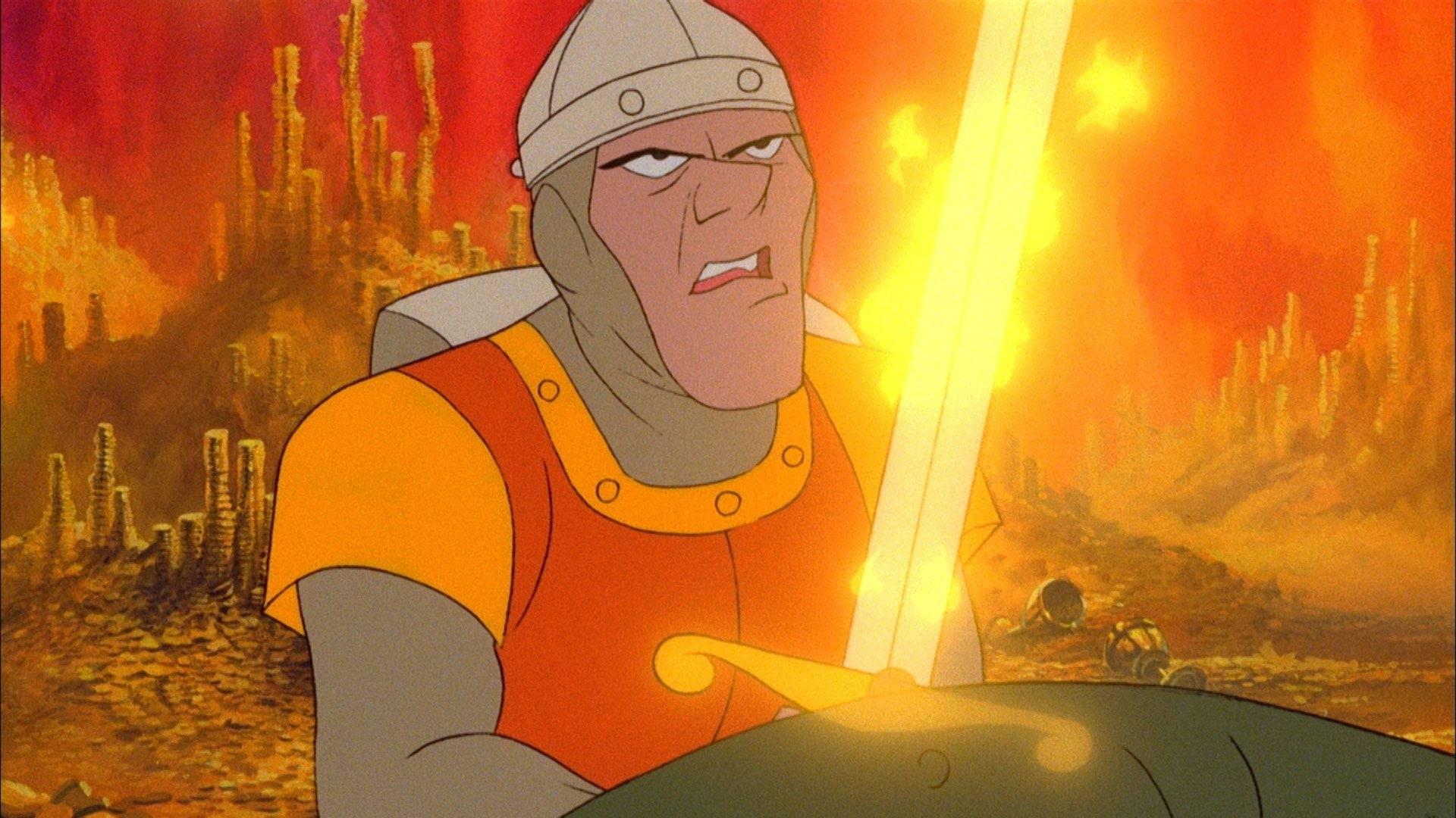 Скриншот №1 к Dragons Lair трилогия
