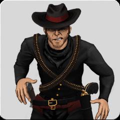 Быстрый стрелок: сердитый ковбойская Aватар