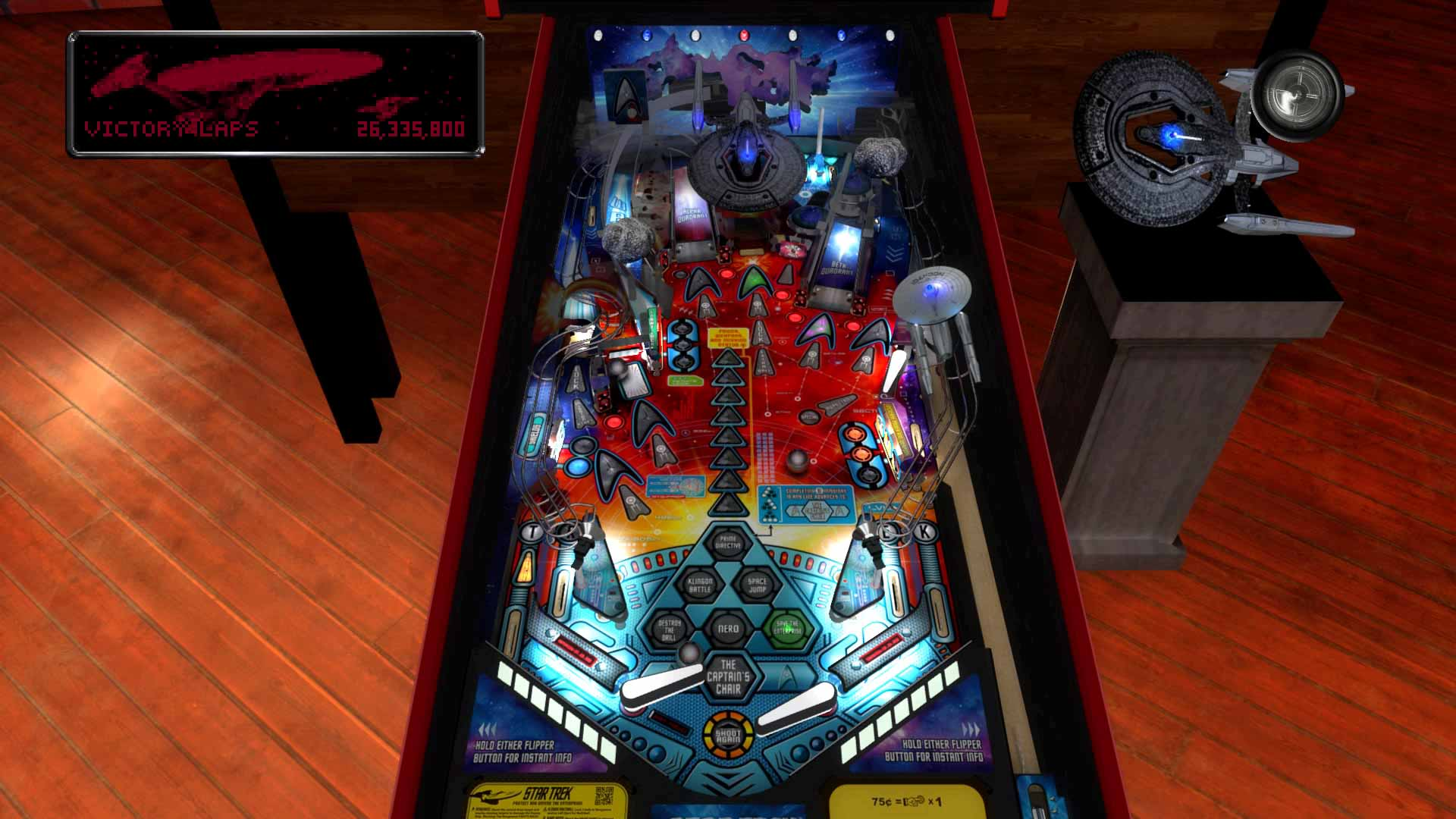 Pinball Spiel