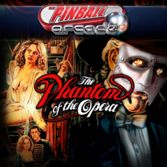 Pinball Arcade: Phantom of the Opera™ Pinball Table