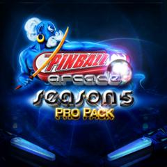 Pinball Arcade: Season Five Pro Pass