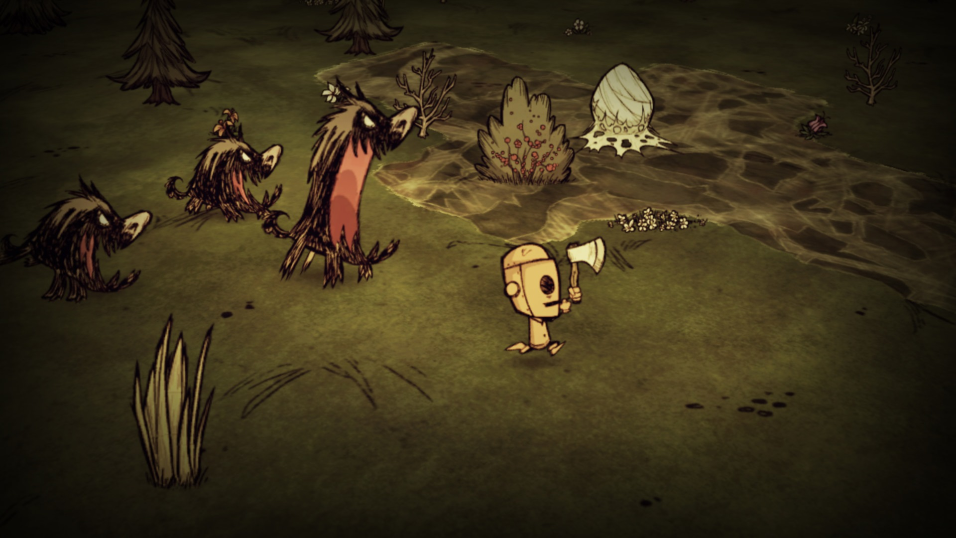 Скриншот №8 к Dont Starve Console Edition