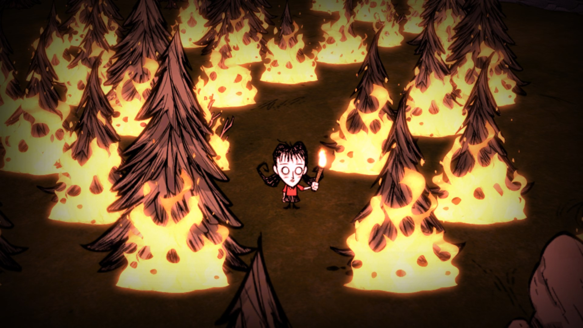 Скриншот №6 к Dont Starve Console Edition