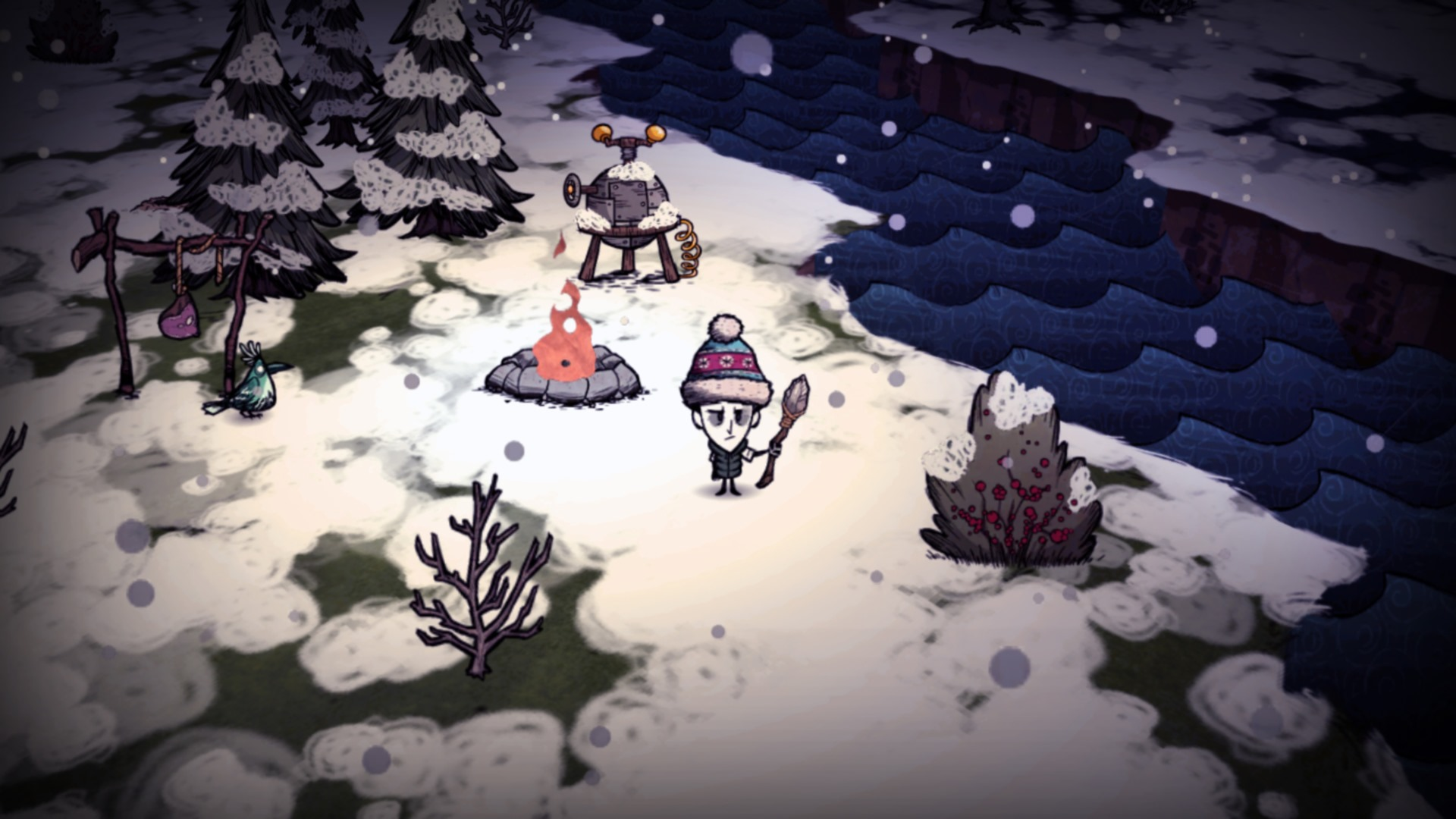 Скриншот №7 к Dont Starve Console Edition