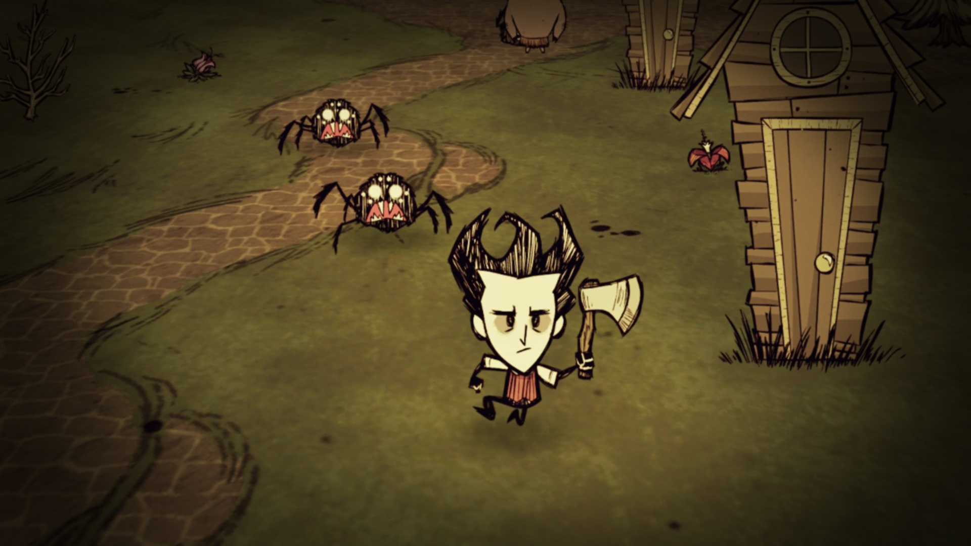 Скриншот №10 к Dont Starve Console Edition