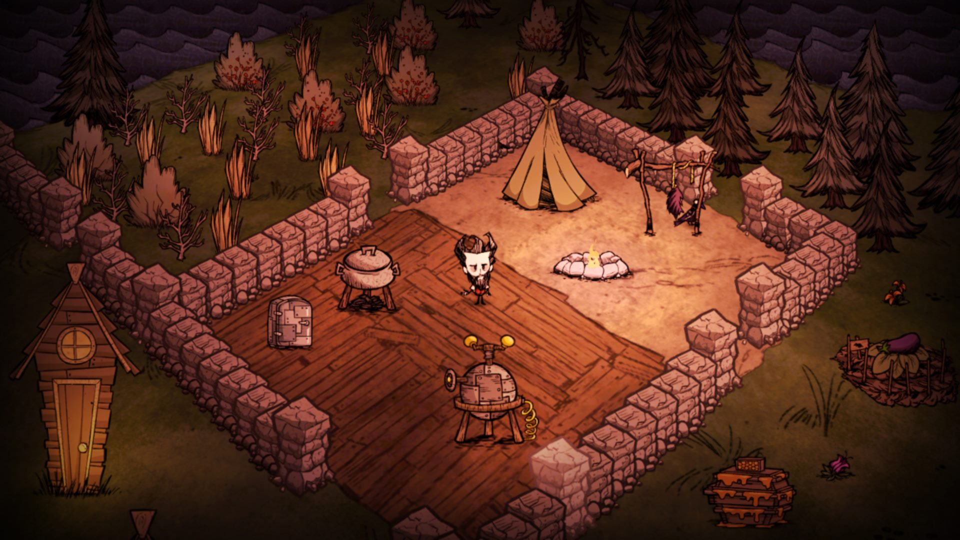 Скриншот №5 к Dont Starve Console Edition