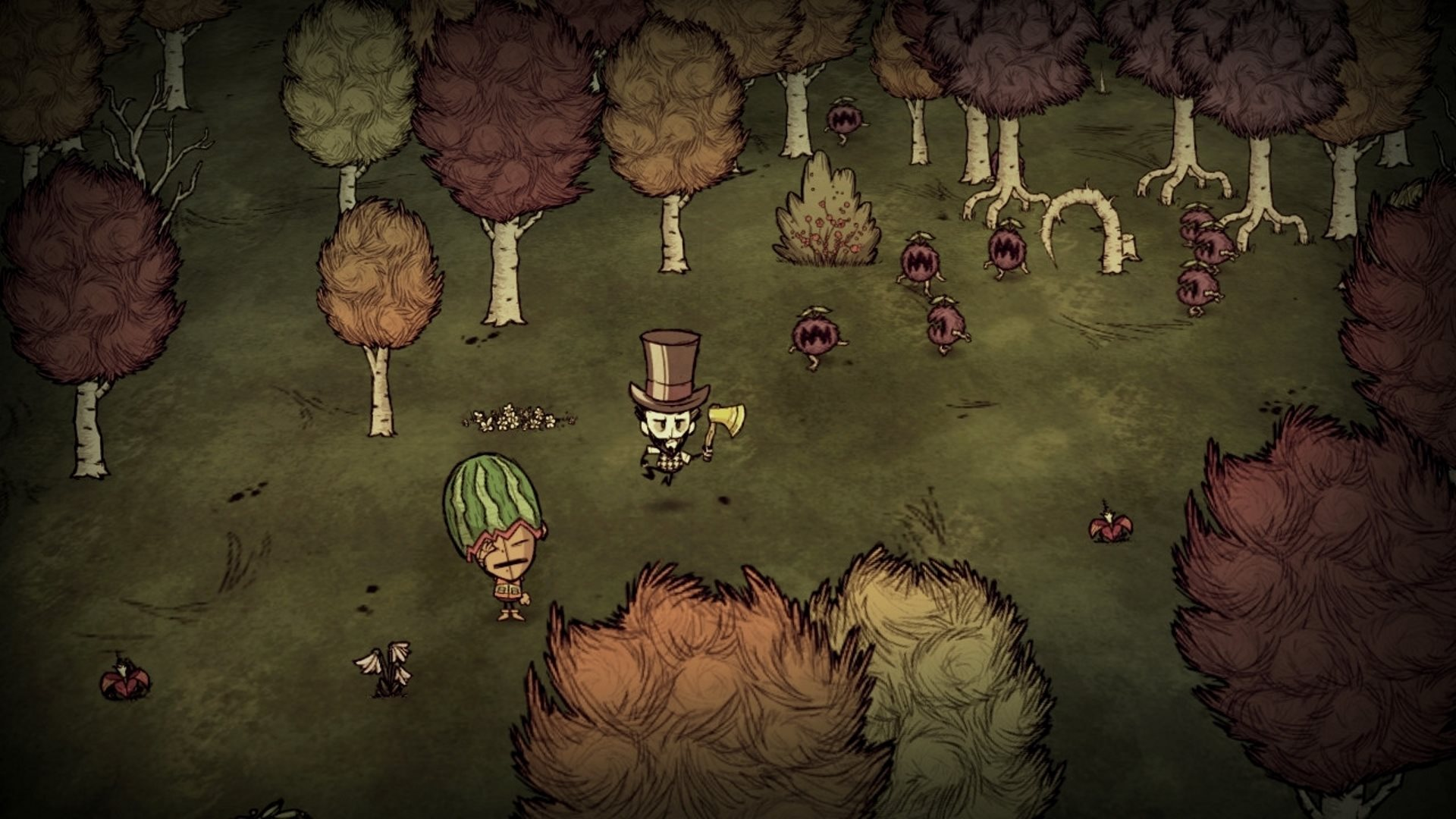 Скриншот №4 к Dont Starve Together Console Edition