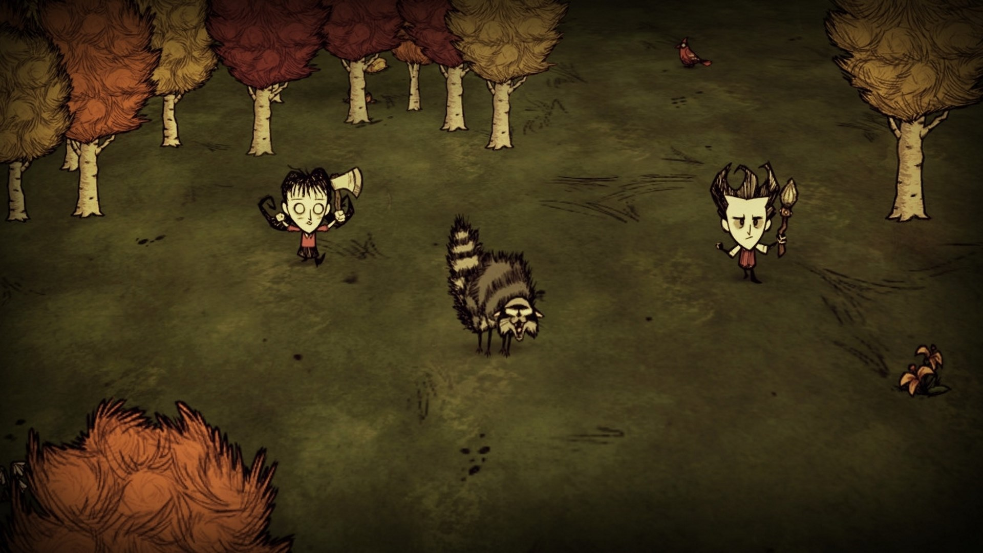 Скриншот №6 к Dont Starve Together Console Edition