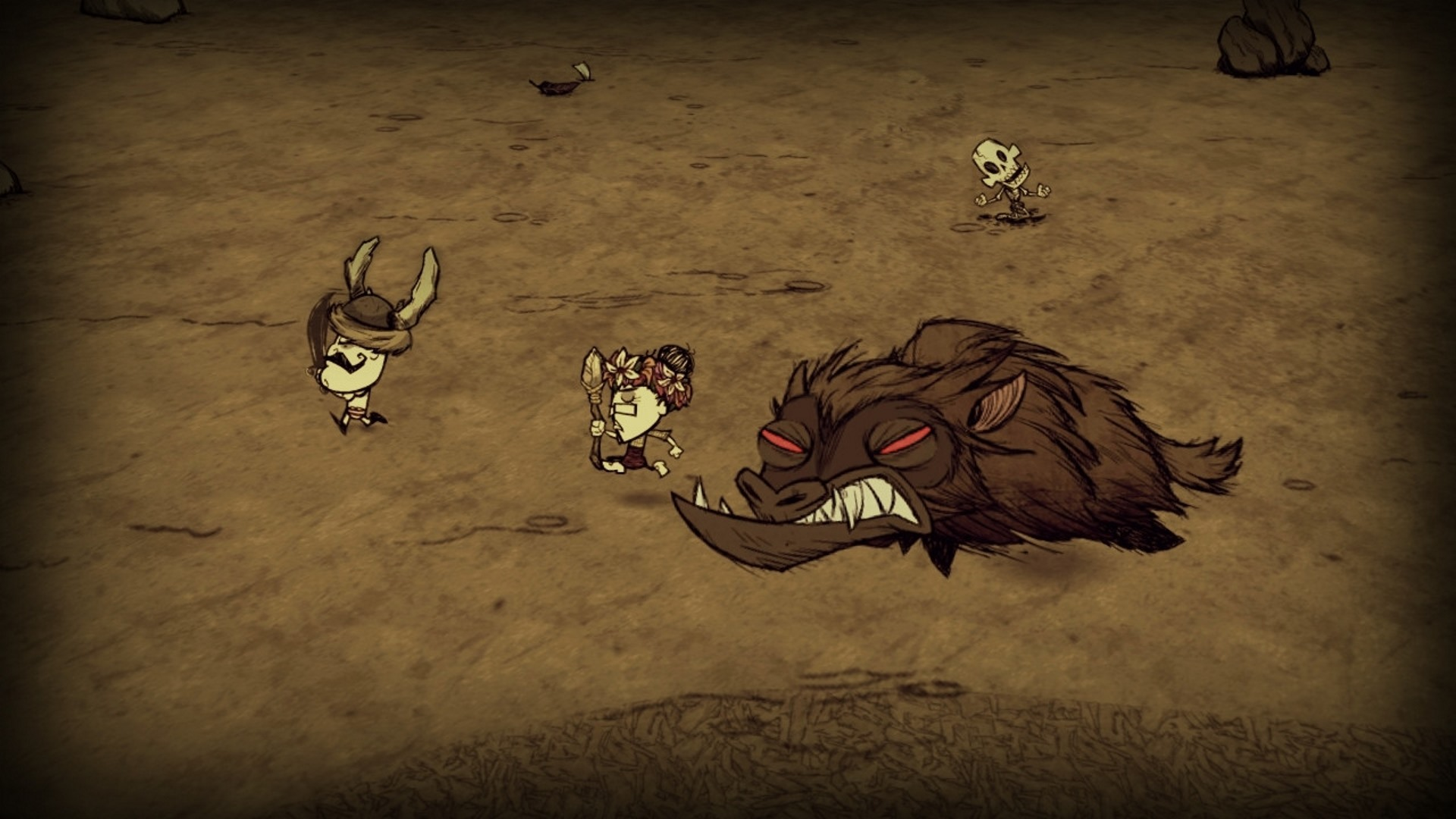 Скриншот №9 к Dont Starve Together Console Edition
