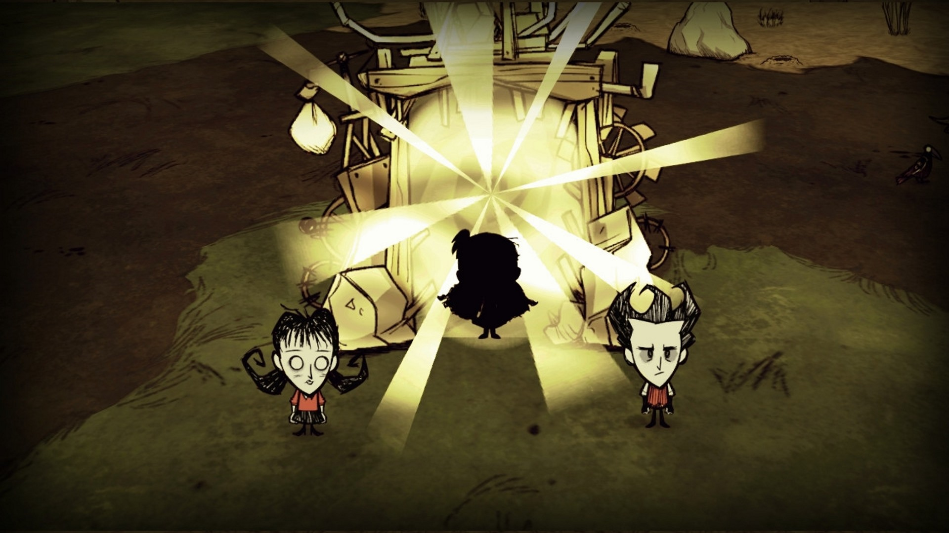 Скриншот №7 к Dont Starve Together Console Edition