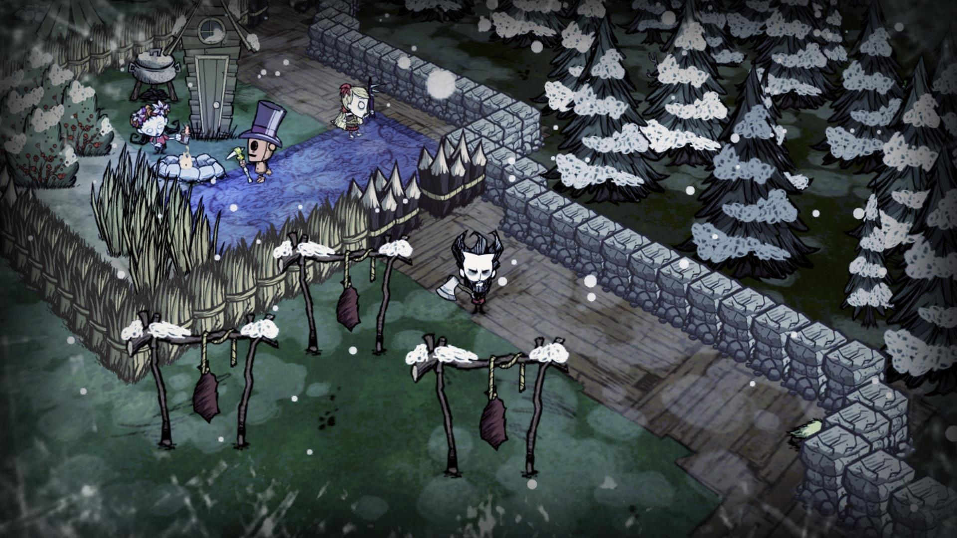 Скриншот №8 к Dont Starve Together Console Edition