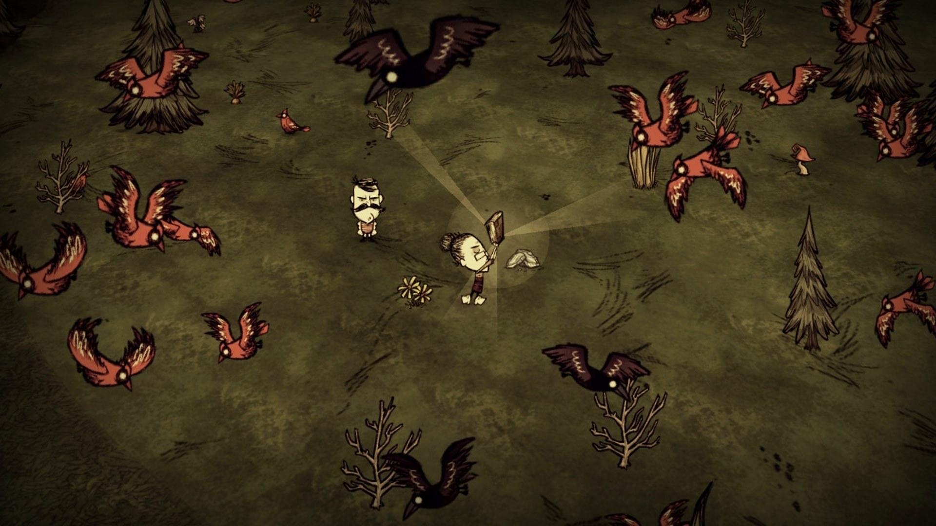 Скриншот №10 к Dont Starve Together Console Edition