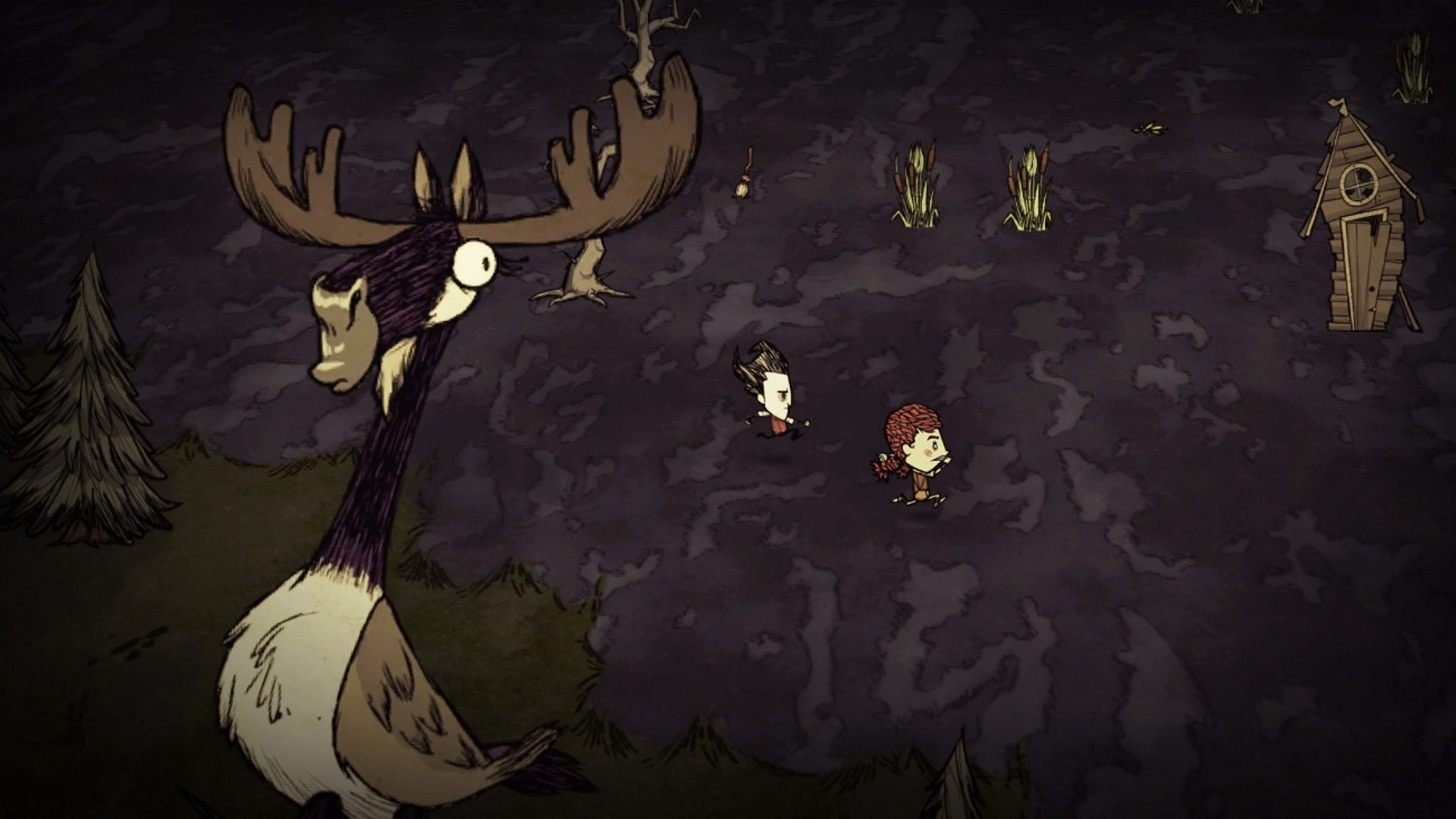 Скриншот №5 к Dont Starve Together Console Edition