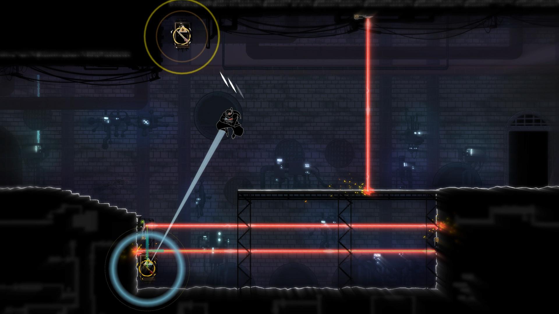 Скриншот №4 к Mark of the Ninja Remastered