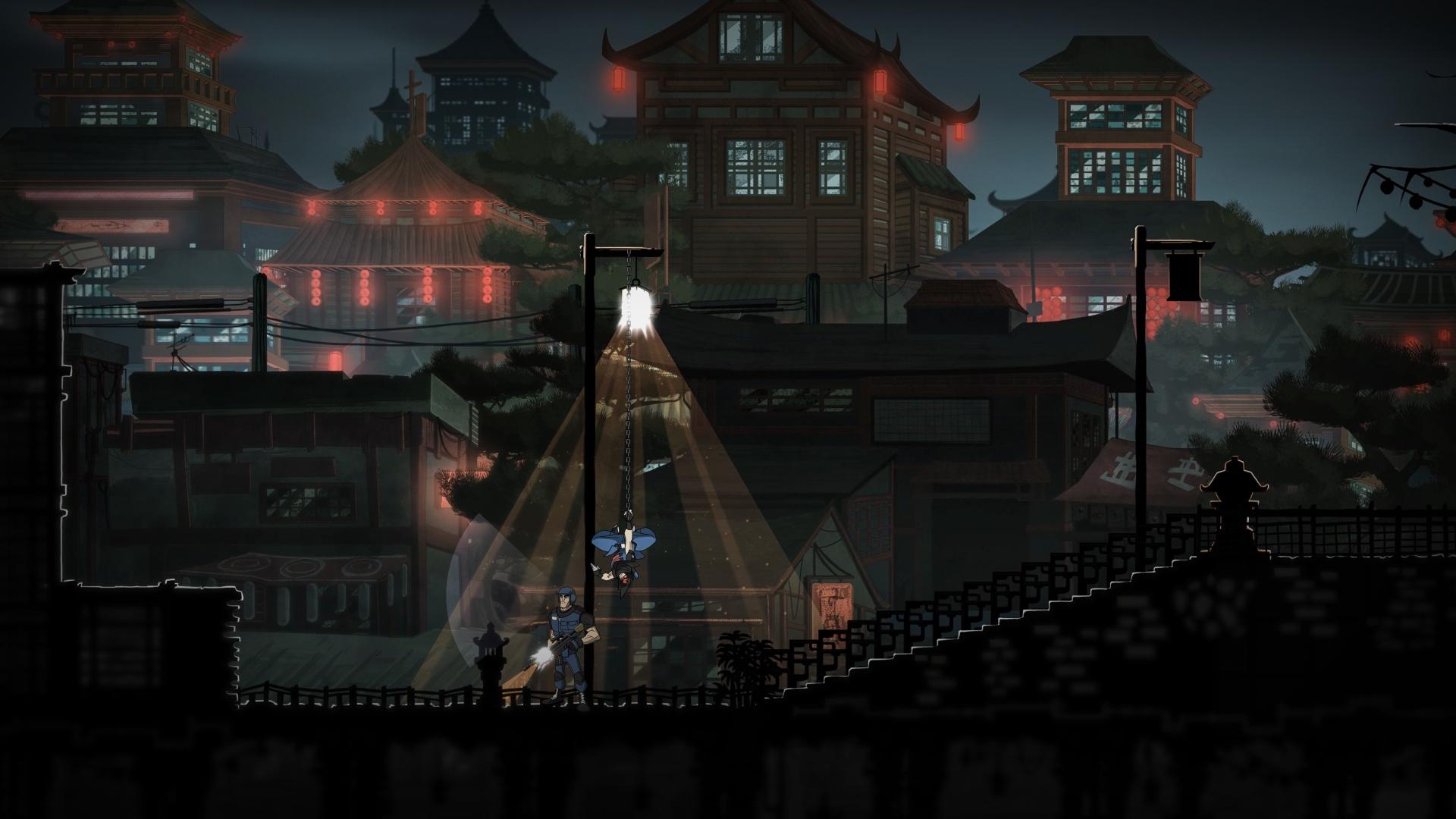 Скриншот №7 к Mark of the Ninja Remastered