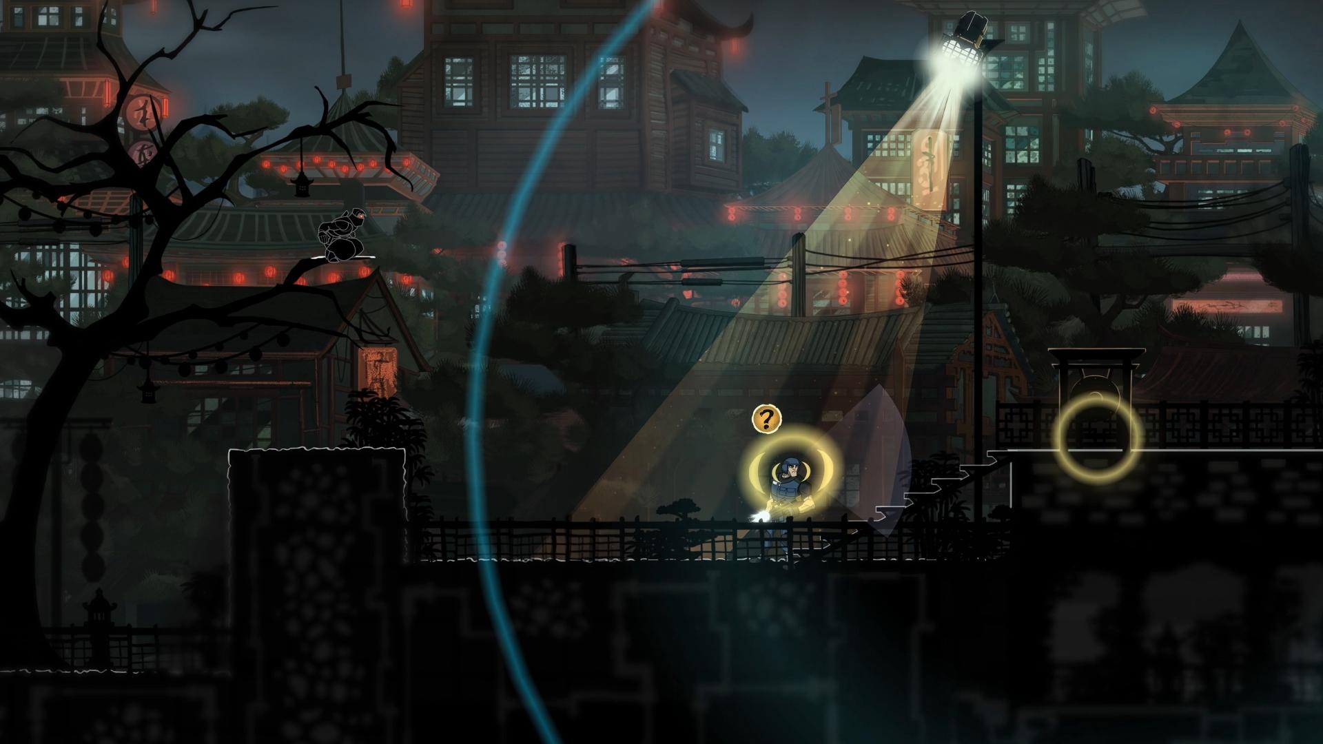 Скриншот №3 к Mark of the Ninja Remastered
