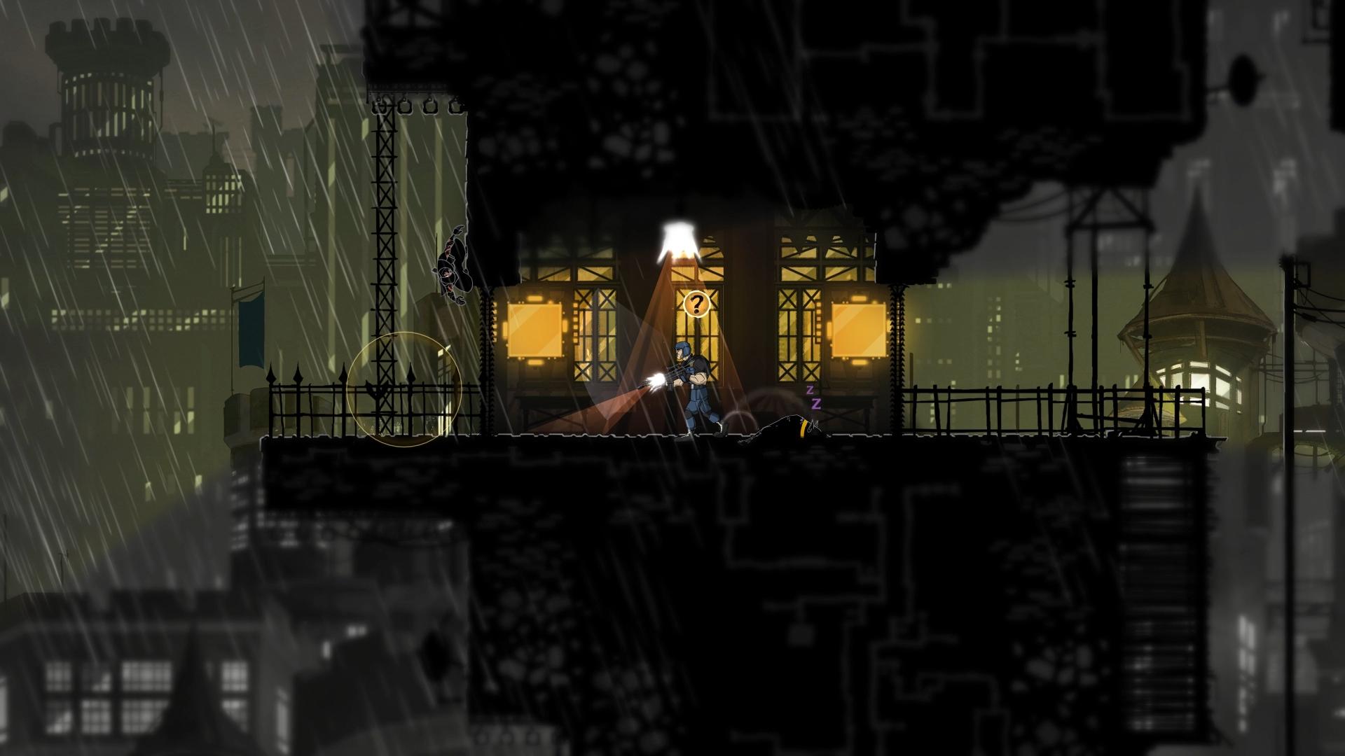 Скриншот №1 к Mark of the Ninja Remastered