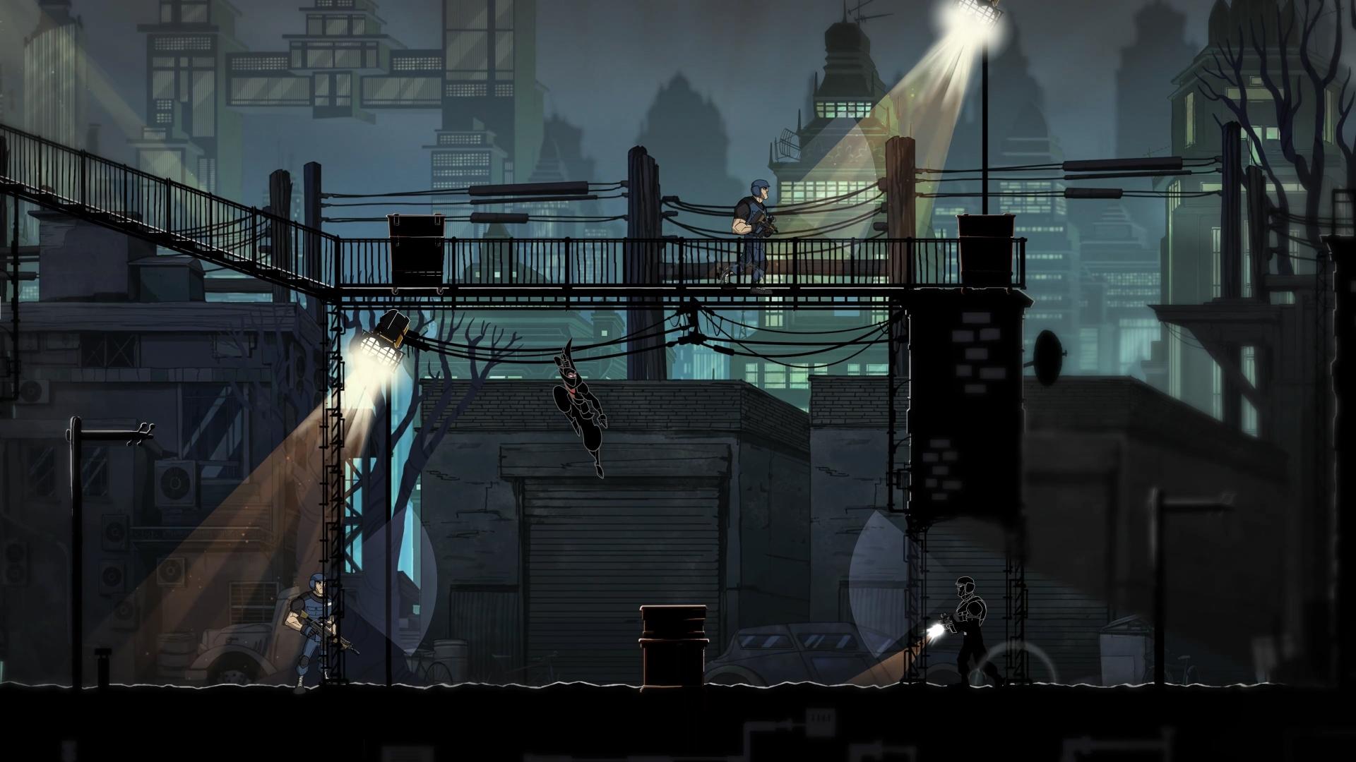 Скриншот №9 к Mark of the Ninja Remastered