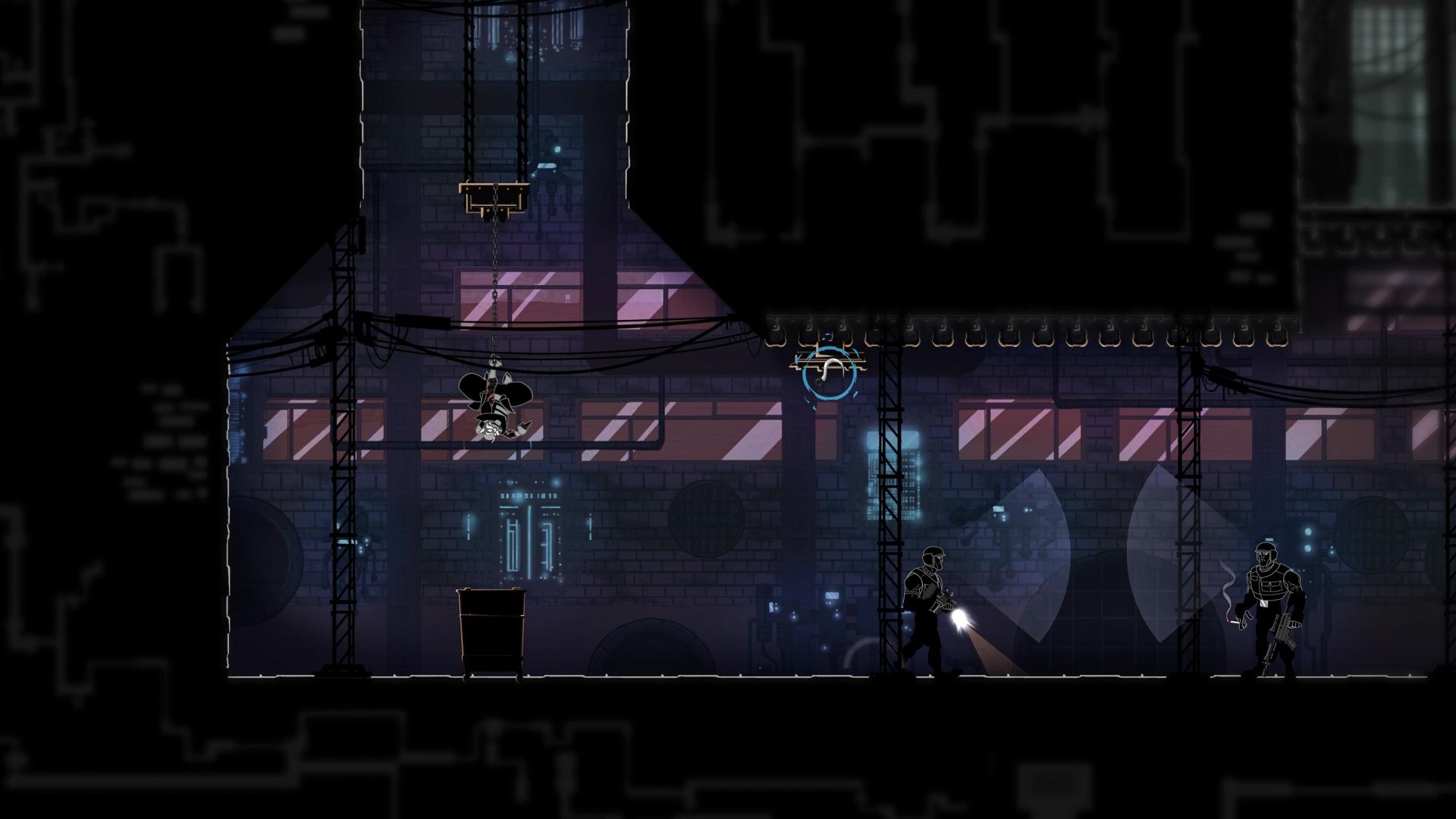 Скриншот №2 к Mark of the Ninja Remastered