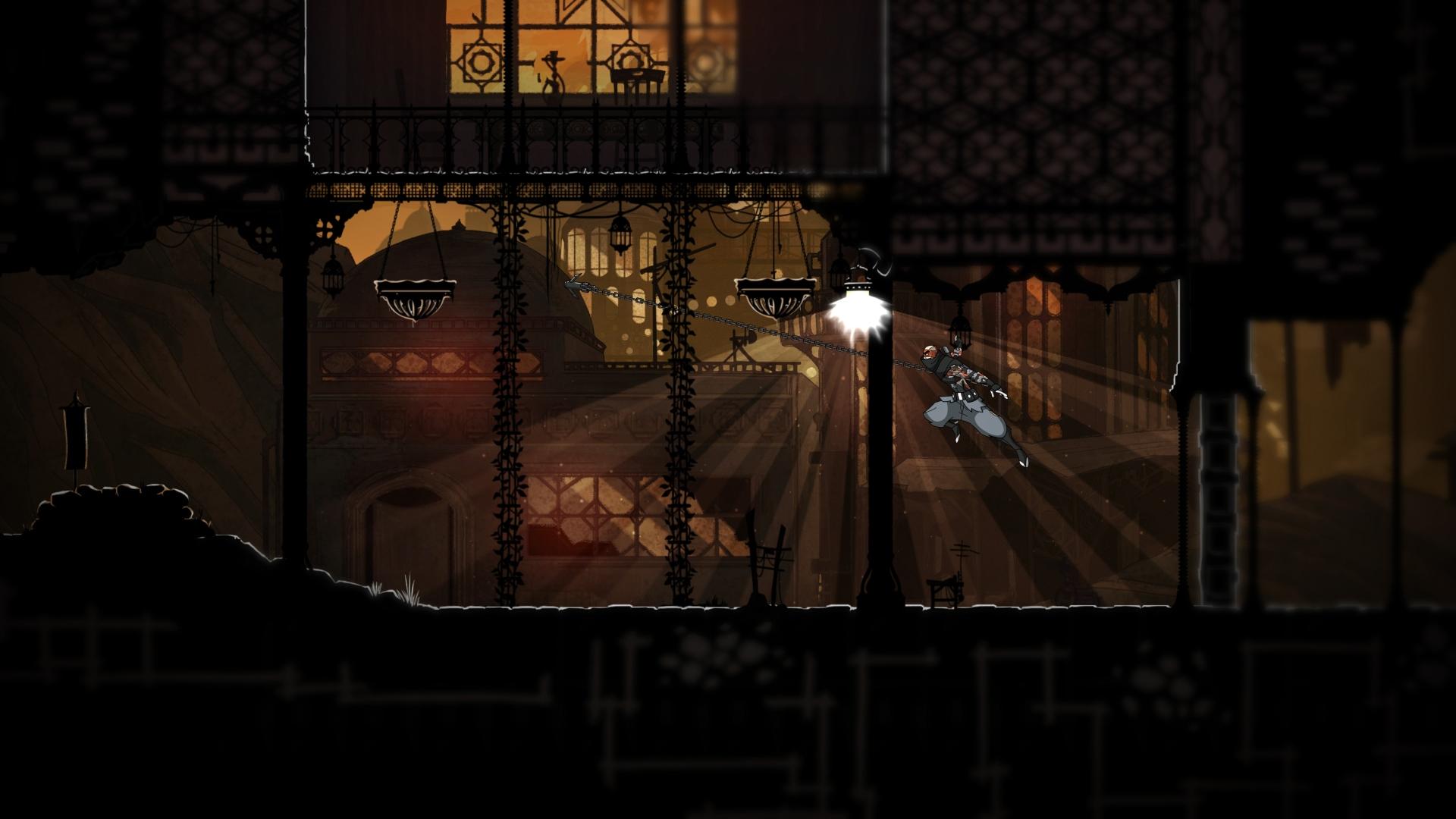 Скриншот №10 к Mark of the Ninja Remastered