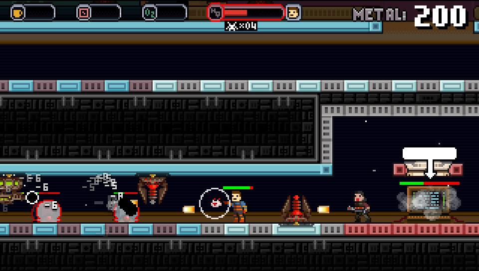Spacejacked скриншот 3