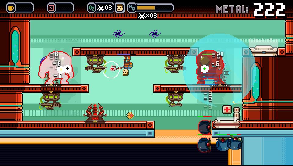 Spacejacked скриншот 1