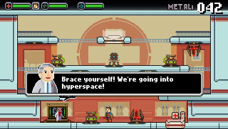 Spacejacked скриншот 4