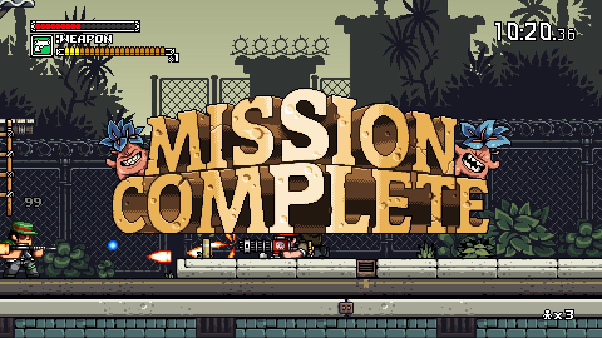 Скриншот №7 к Mercenary Kings Reloaded Edition