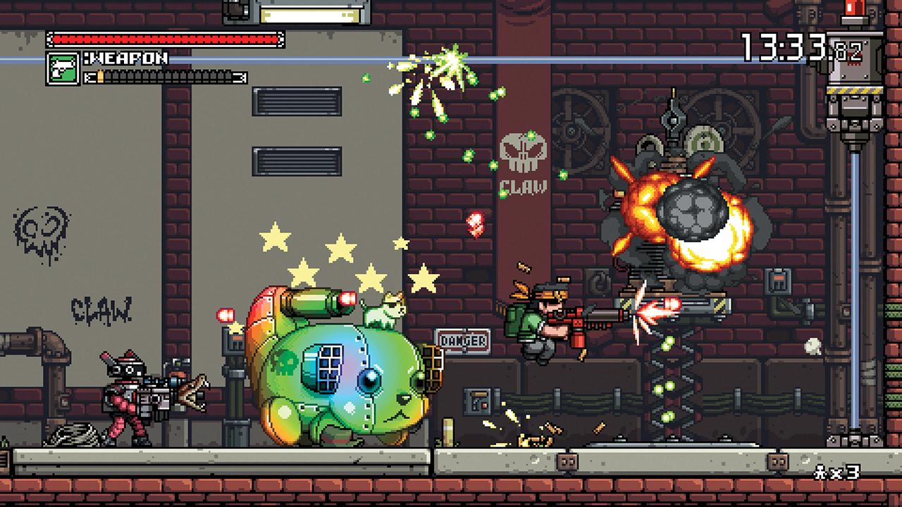 Скриншот №5 к Mercenary Kings Reloaded Edition