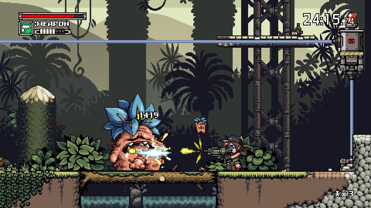 Скриншот №4 к Mercenary Kings Reloaded Edition