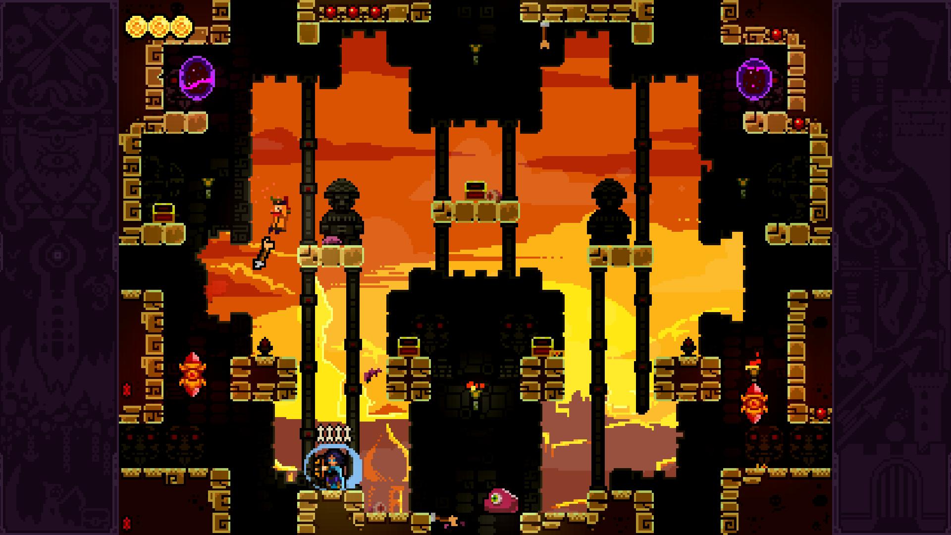 Скриншот №10 к TowerFall Ascension