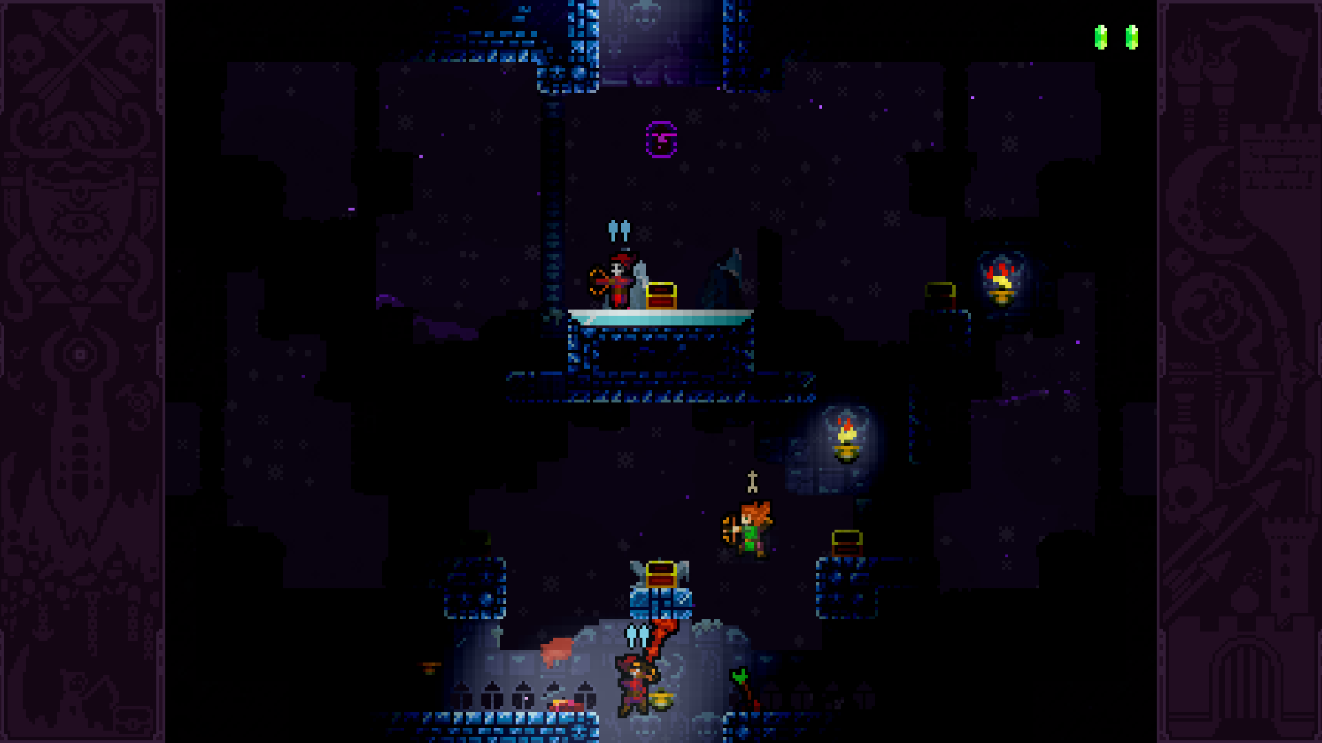 Скриншот №5 к TowerFall Ascension