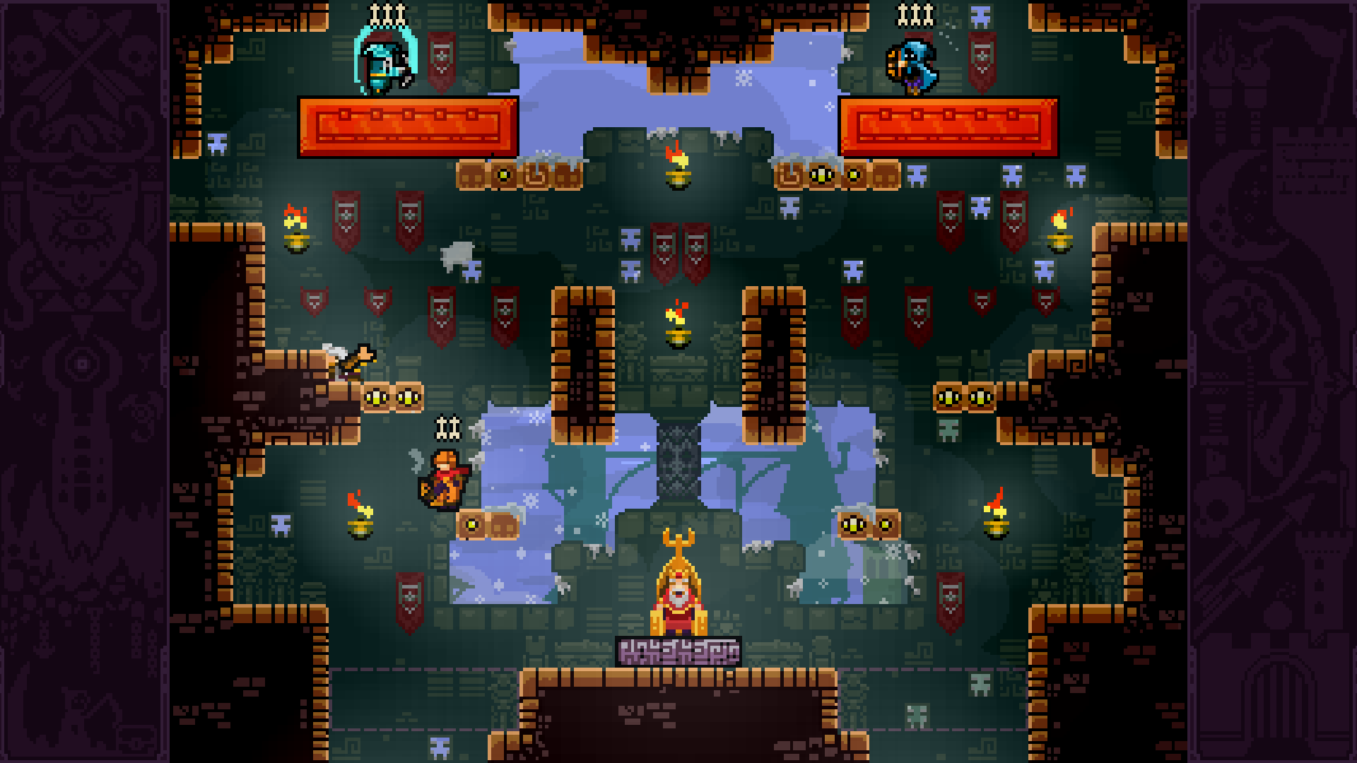 Скриншот №8 к TowerFall Ascension