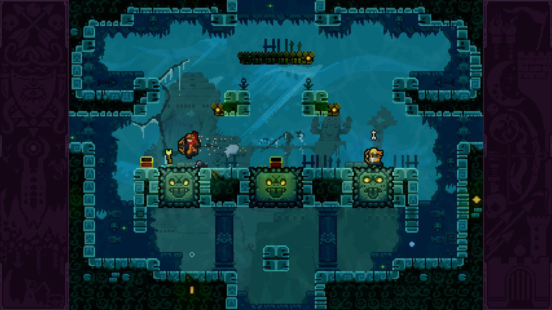 Скриншот №6 к TowerFall Ascension