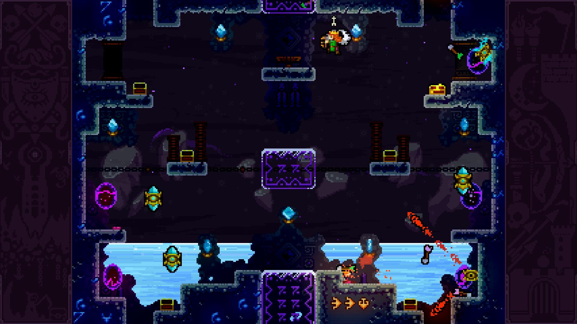 Скриншот №4 к TowerFall Ascension