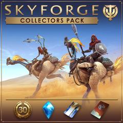 Skyforge  : Pack collector Gardien des sables