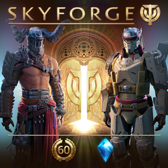 Skyforge: Ultimativ Early Adopter Pakke - Wrath of the Gods