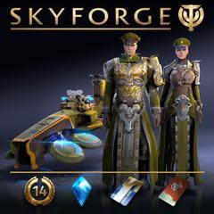Skyforge : Pack saisonnier : août