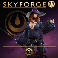 Skyforge  : Pack de jeu rapide du sorcier
