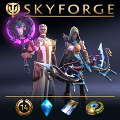 Skyforge  : Pack Cadeau d'aconita