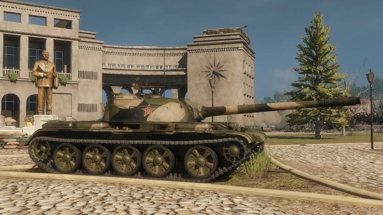 Скриншот №9 к Armored Warfare – Легендарный стартовый комплект