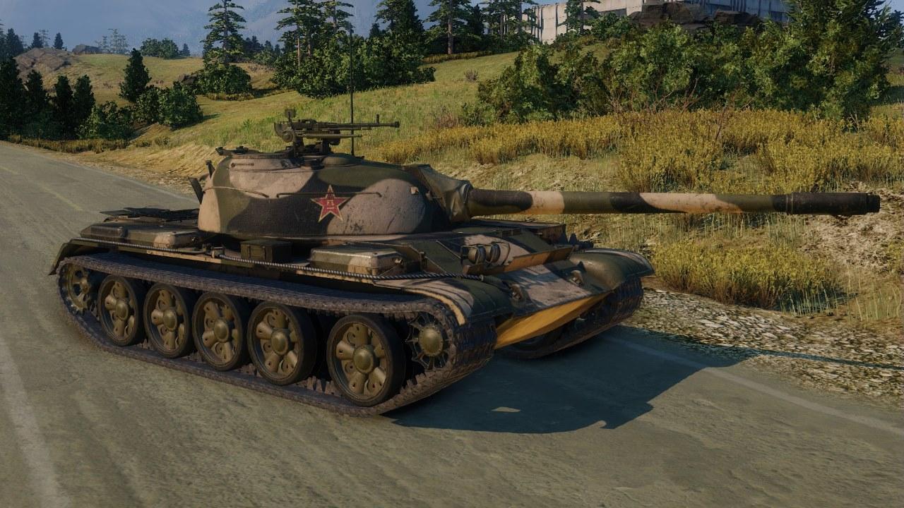 Скриншот №6 к Armored Warfare – Легендарный стартовый комплект