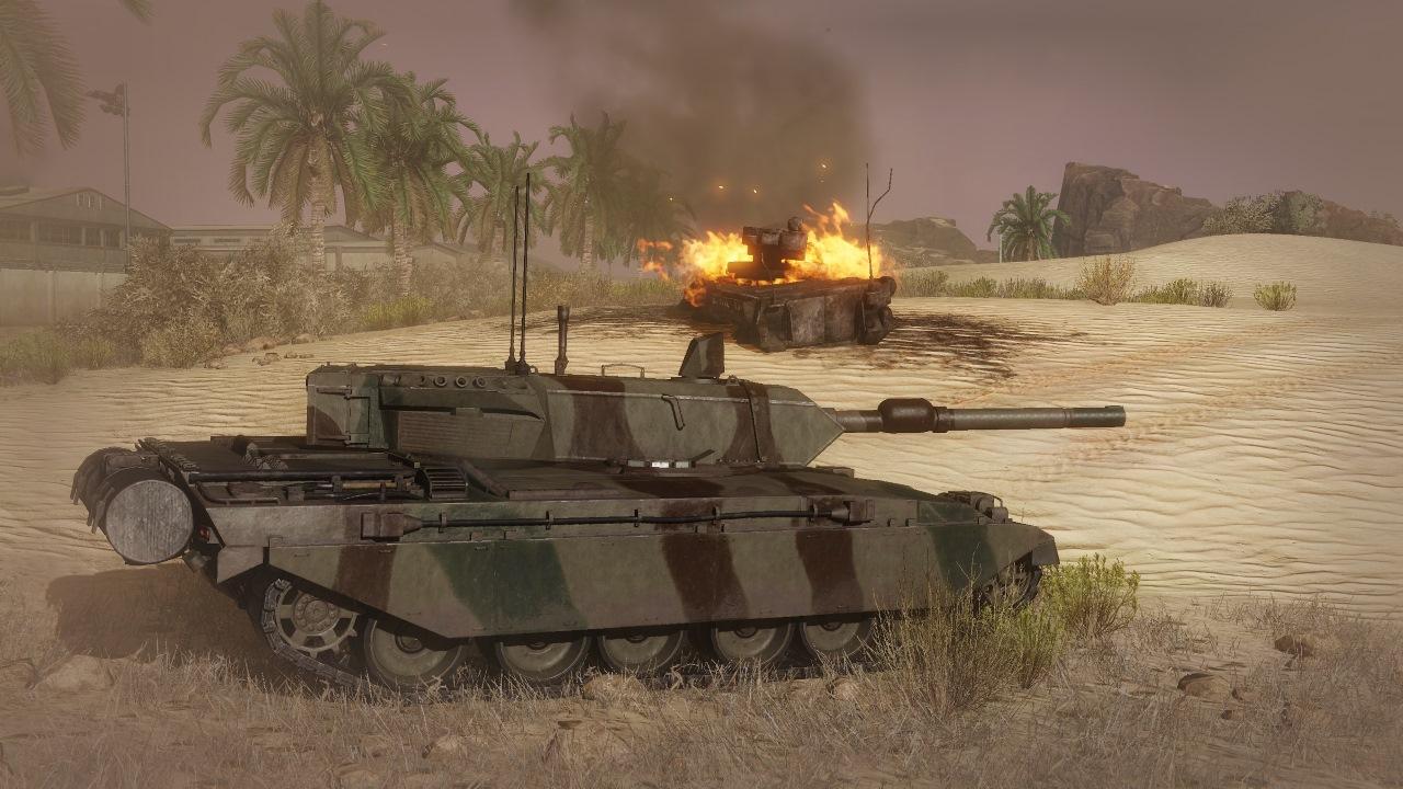 Скриншот №4 к Armored Warfare – Легендарный стартовый комплект