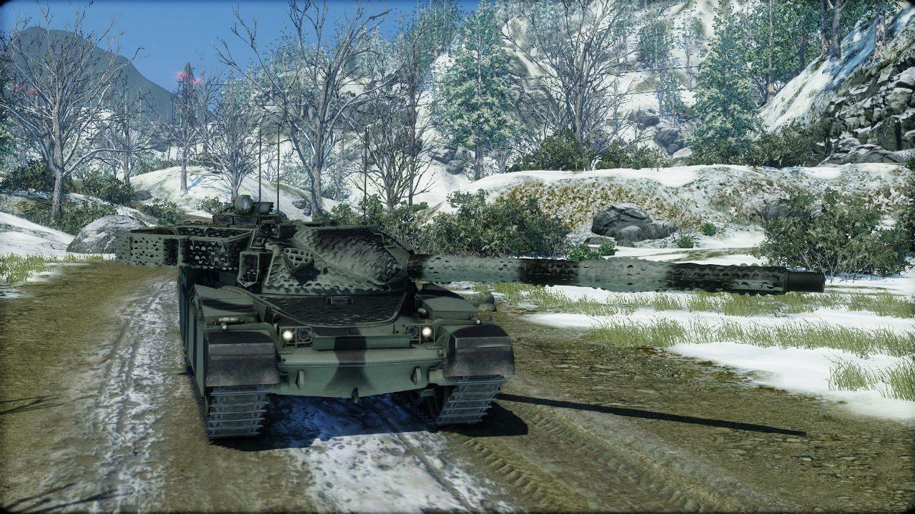 Скриншот №5 к Armored Warfare – Легендарный стартовый комплект