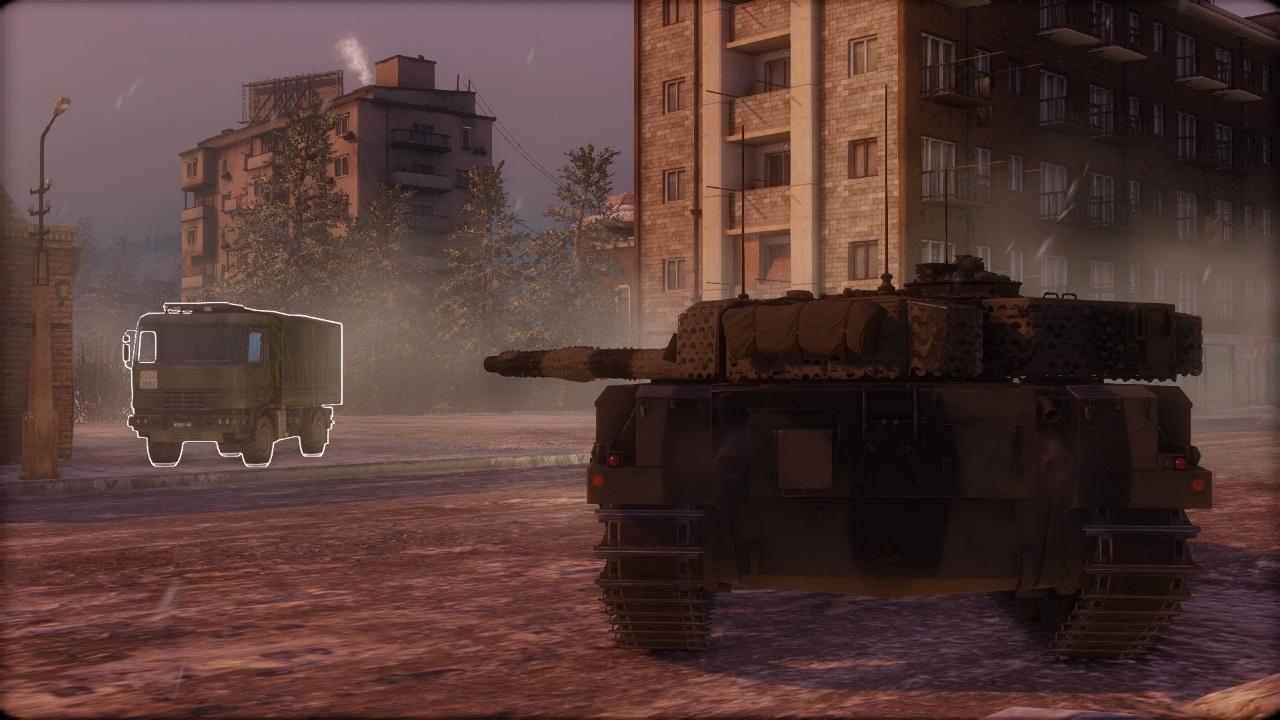 Скриншот №8 к Armored Warfare – Легендарный стартовый комплект