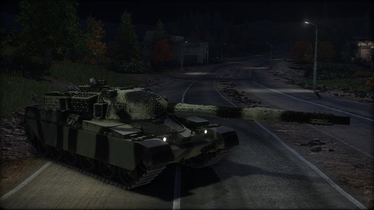 Скриншот №2 к Armored Warfare – Легендарный стартовый комплект