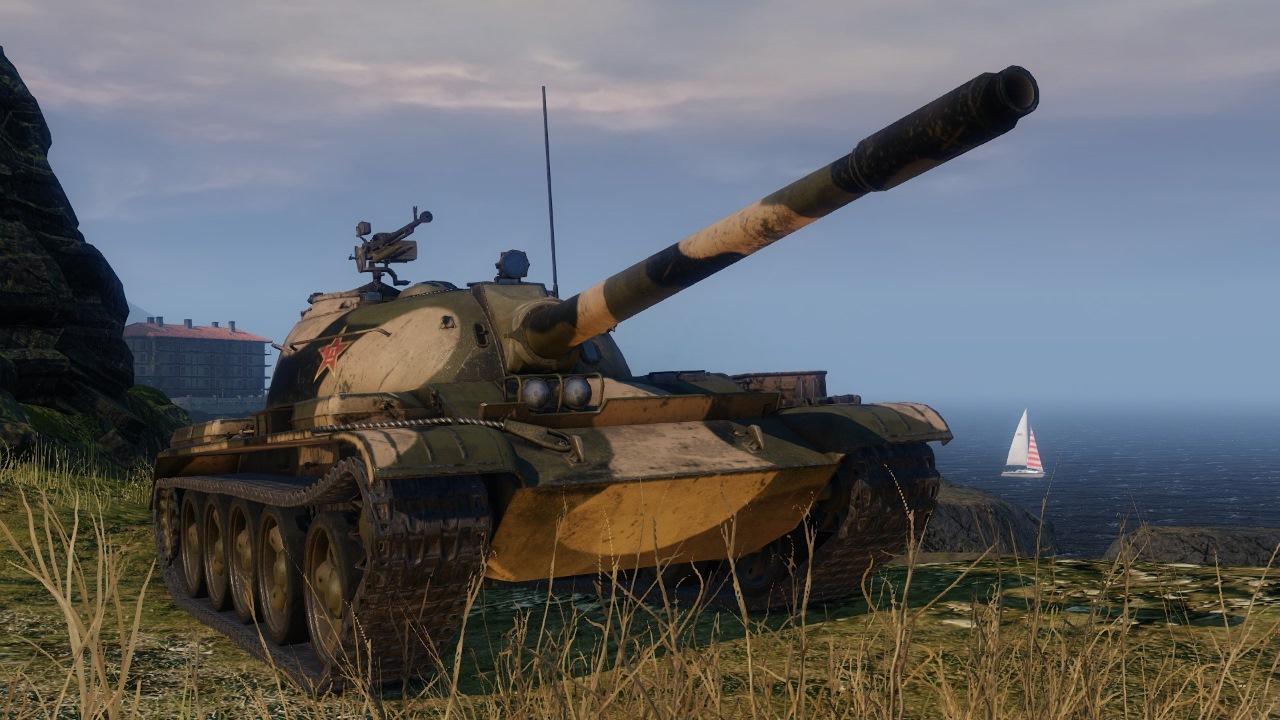 Скриншот №3 к Armored Warfare – Легендарный стартовый комплект