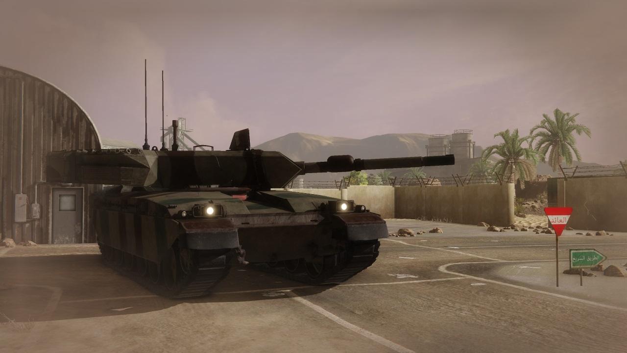 Скриншот №7 к Armored Warfare – Легендарный стартовый комплект
