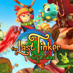 The Last Tinker™: City of Colors Game and Theme Bundle