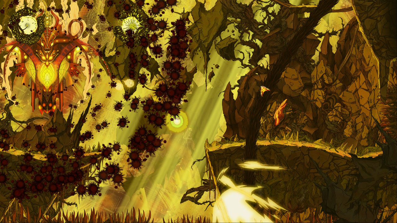 Скриншот №10 к Aarus Awakening